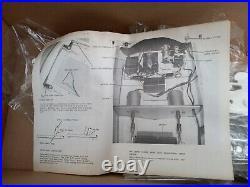 1960s Lindberg CHRIS CRAFT 40' SPORT FISHERMAN Radio Control BOAT MODEL KIT1/16