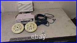 1979 Mercruiser Century Boat Pyle Marine Complete Stereo Radio System Unit