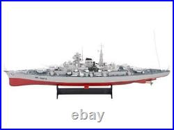 28 R/C New Boat Grey Radio Control Military Battleship Electric Warship 50m Fun