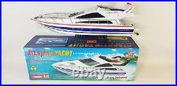 2.4G RC Speed Boat Atlantic Sail Jacht X2 Racing Boat Radio Control Ship UPGRADE