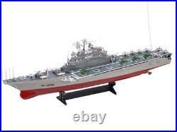 30 Electric Warship Radio Control Aircraft Carrier Detailed RC 60ft Range Boat