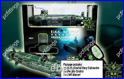 6 Channel Radio Control Remote Navy Submarine big boat 14(L) x 4(W) x 5.5(H)