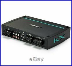 6x Marine JBL 8 Boat Speakers, Kicker Bluetooth USB Radio, Kicker 4CH Amplifier