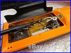 Aero Marine Large 44 Nitro Rc Race Boat Irvine 61 Powered Radio Controlled