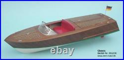 Aero-Naut Classic Sport Radio Control Power Boat Wooden Kit