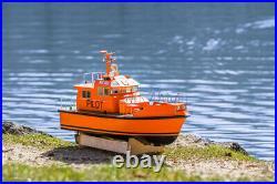 Aero-Naut Radio Control 20 Metre Pilot Boat 125 Scale Kit with Lights