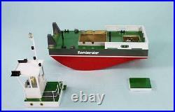 Aero-Naut Ramborator Springer Radio Control Tug Boat Wooden Kit