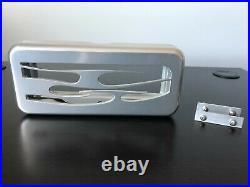 Billet Aluminum Marine Boat Radio Stereo Housing Cover