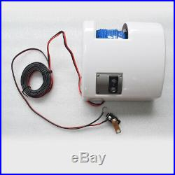 Boat Anchor Winch Electric Marine Salt-Water with Wireless Remote Control Max 11kg