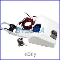 Boat Electric Anchor Winch With Remote Wireless Control Kit Marine Saltwater