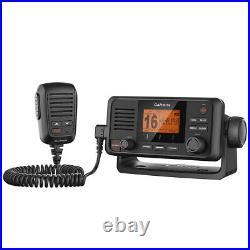 Boat Marine Garmin VHF 110 Marine Radio Black North America 010-01653-00