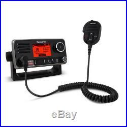 Boat Marine Raymarine Ray60 VHF Radio Dual Station Control & Intercom Capability