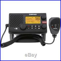 Boat Marine Simrad RS35 VHF Radio withAIS & NMEA 2000 Connectivity 000-10790-001
