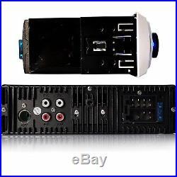 Boat Pyle Bluetooth Marine Stereo Receiver AM FM Radio System Wireless USB SD