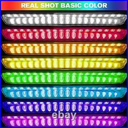 Boat RGB Led Light Underwater Marine Color Kit Waterproof Wireless Grouping