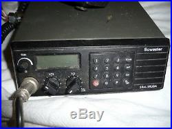Boat marine radio SOWESTER SRM-5800M + MIC