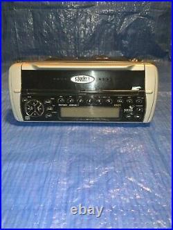 Clarion XMD3 AM/FM/CD/SAT/AUX Marine Radio Boat