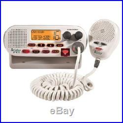 Cobra MRF45D DSC-Capable VHF Marine Boating Radio NOAA Weather Channels Sea Tow