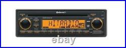 Continental CD RADIO USB MP3 WMA DAB DAB+ DMB BT 12V Boat CDD7418UB-OR
