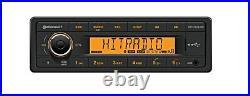 Continental RADIO USB MP3 WMA BLUETOOTH 12V Boat TR7412UB-OR