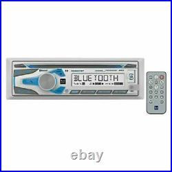 DUAL MCD237BT Marine Boat Stereo Bluetooth AM/FM/CD Radio w\ wireless remote
