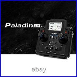 Flysky PL18EV Transmitter Radio System FGR8B FGR12B Receiver RC Boat Car Tank