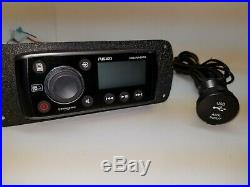 Fusion MS-RA205 FM/USB/SAT RADIO Compact Marine Boat Stereo Head Unit