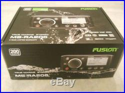 Fusion Marine MS-RA205 Stereo Radio Boat, NMEA 2000 Fusion Link