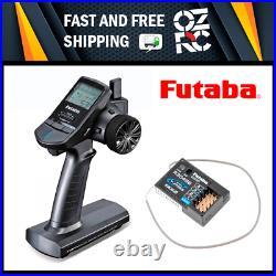 Futaba 3PV 2.4Ghz 3 Channel Transmitter Radio & R314SB Receiver For RC Cars Boat