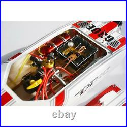 G30E 30CC Fiber Glass Gasoline Racing ARTR RC Boat Model WithO Radio System Servos