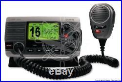 GARMIN 100i VHF Radio LCD 3.2 black Boat Marine 010-00754-11