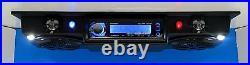 Golf Cart Radio UTV Overhead Console Stereo Polaris RZR Ranger Boat CD PLAYER