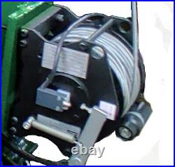HYiND Marine Crane Loader H10M series FREE DELIVERY Boats ships winch Palfinger
