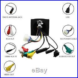 Herdio Waterproof Marine Radio, Audio Player DAB Bluetooth for Yacht, Boat, UTV, ATV