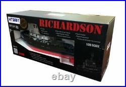 Hobby Engine Premium Richardson Tug Boat Radio Control Tugboat 2.4ghz RTF Boat