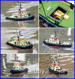 Hobby Engine Southampton Tug Radio Control Tugboat 2.4 ghz RTF Boat