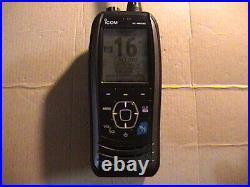 ICOM IC-M93D vhf marine boat radio
