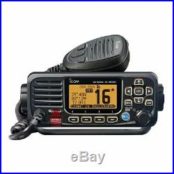 ICOM RKA M330 11 VHF Marine Boat Radio Radio Fixed Mount Refurbished