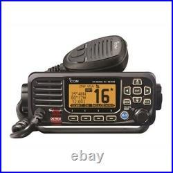 Icom IC-M330 Marine Transceiver VHF Radio D DSC, CH70 Receiver Boat RV Camper