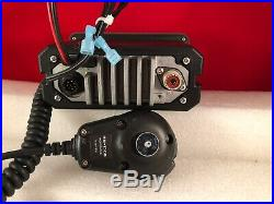 Icom IC-M422 Marine VHF Boat Radio with Microphone
