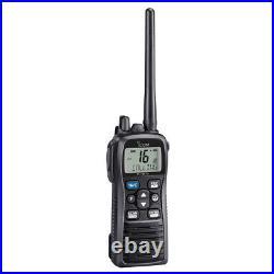 Icom M73 Handheld VHF Marine Boat Radio Submersible VHF 6W M73 41