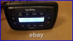 Infinity PRV250 Boat Marine Radio, 200 Watt, Bluetooth, Stereo