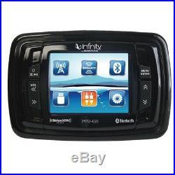 Infinity PRV450 AM/FM Bluetooth Marine Boat SiriusXM Ready UTV Radio Stereo USB
