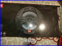 JBL MS8B 8 450W Coaxial Marine Radio Stereo Speakers Boat UTV Motorcycle Pair