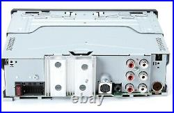JVC KD-T91MBS Marine Boat ATV MotorSport CD MP3 Player Bluetooth XM Radio Ready