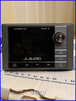 Jl Audio Mm100s-be Media Master Marine Boat Bluetooth Radio