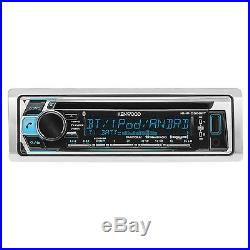 KMRD368BT Kenwood Marine Boat CD Radio USB iPod iPhone Pandora Player Receiver