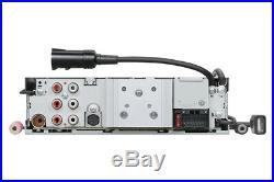 KMR-D772BT Marine Boat Bluetooth iPod CD Radio Stereo 4 Silver 200W Box Speakers