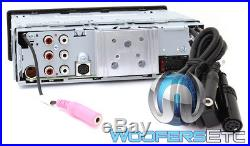 Kenwood Kmr-d772bt CD Bluetooth Marine Eq Pandora Ipod Radio Usb Sirius XM Ready