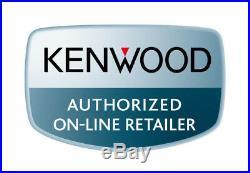Kenwood Marine Boat Kmr-322bt Radio + (3) Pairs Kicker Marine Bkm604b 6.5' Km604